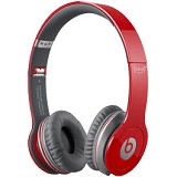 BEATS™ BY DRE™ Solo HD - Red [MH-BTS-ON-SOHD-RD-CT] - Headphone Portable